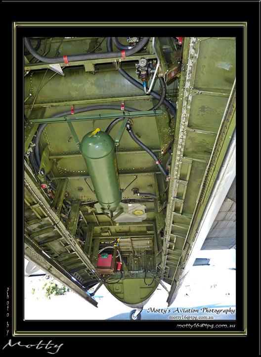 TBM-3E Avengers VH-MML & VH-TBM Bomb Bay